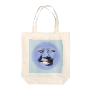 nuwtonのモンゴルブルー Tote bags