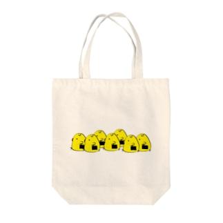 はたらきものインコ Tote Bag