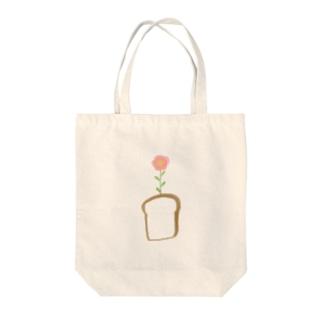 腐ったかと思ったら花が咲いただけか Tote bags
