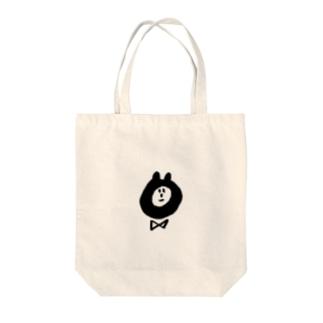 おめかし Tote bags