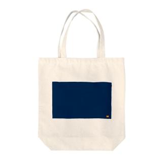 どっと 太version Tote bags