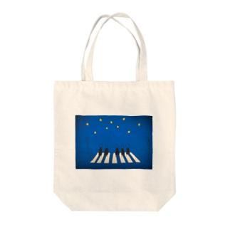 ノクターン Tote bags