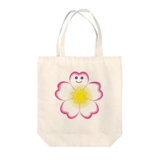 プルメリア歯科 Tote bags