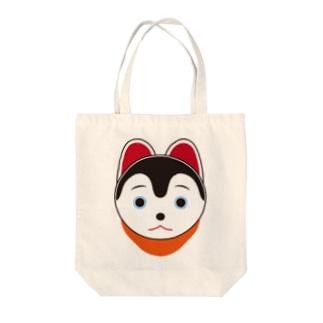 狛犬 Tote bags