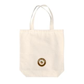 コメビツくんの公式ロゴ トートバッグ