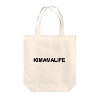 KIMAMALIFE トートバッグ