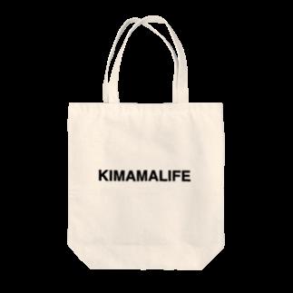 KIMAMALIFEのKIMAMALIFEトートバッグ