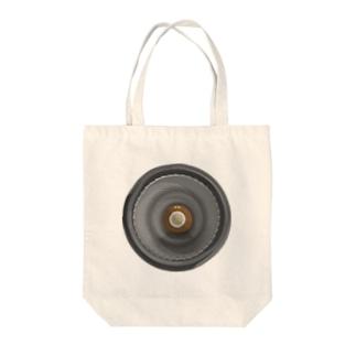 砲口 Tote bags