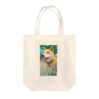 柴犬ライチ⑤ トートバッグ