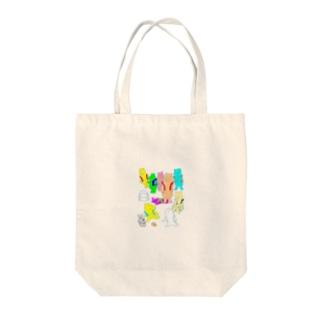 butakuma Tote bags