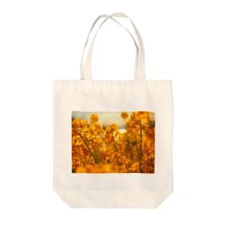 菜のはな #1 Tote bags