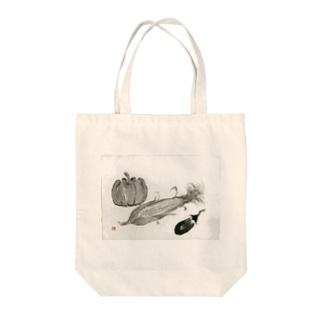 夏野菜いろいろ Tote bags