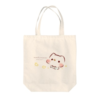 Babyましまろう Tote bags
