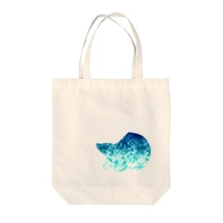 ベタハーフムーン【betta aquarium】熱帯魚 Tote bags