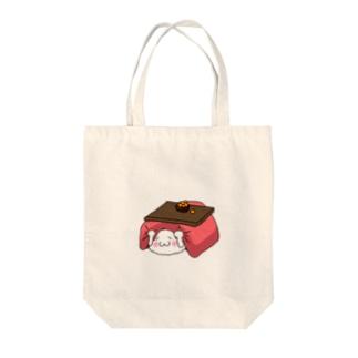 okota-sushi-roll Tote bags