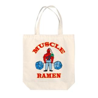 ラーメン Tote bags
