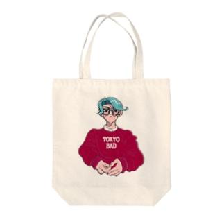 TOKYO BAD トートバッグ