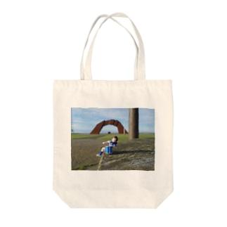 日本最東端、納沙布岬 Tote bags