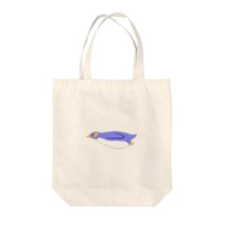 ぺんぺん Tote bags