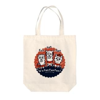 It'FunFunFun【C】トートバック  Tote bags
