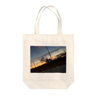 北 Tote bags