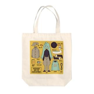 タキトート Tote bags