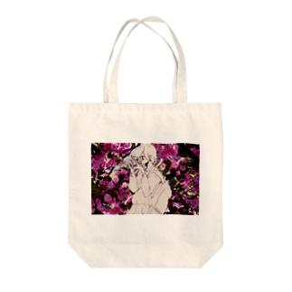 春 Tote bags