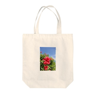 Memory of Summer Tote bags