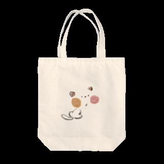 - さらさら -のにゃー Tote bags