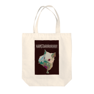 mjhd_devlionのサイケデリック・ハムスター Tote bags