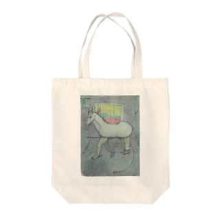 a wrong horse Tote bags