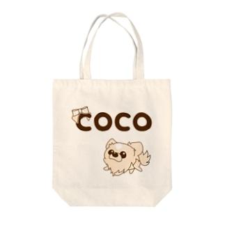 【オーダー品】COCOちゃんトート♡② トートバッグ