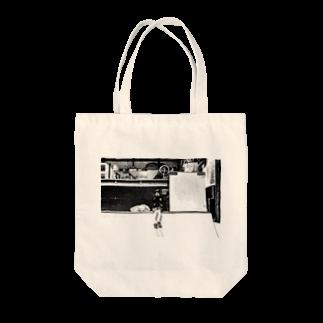 タナカジャナイホウノヤマモトのskate_girl Tote bags