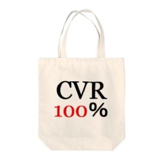 CVR100%グッズ Tote bags