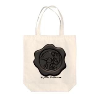 ナポペン【平等の灰】黙秘 Tote bags