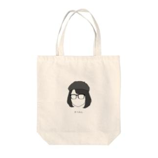 あつみん Tote bags