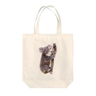 koala. Tote bags
