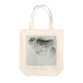 金魚のくうちゃん Tote bags