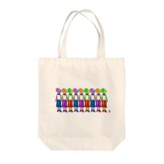 グミ子 Tote bags