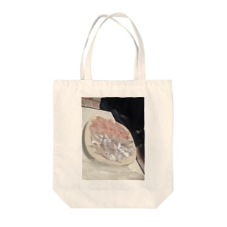 鯛と太刀魚のお刺身 Tote bags