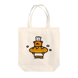 熊のパン トートバッグ