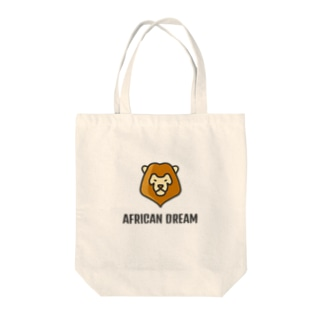 African Dream Tote bags