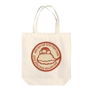 ぶんちょうマーケット Tote bags