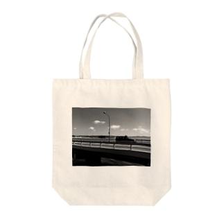 江ノ島トートバッグ Tote bags