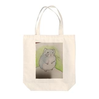 チンチラ Tote Bag