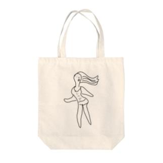 かの女 Tote bags