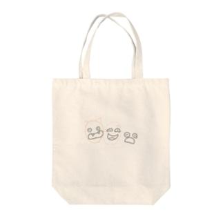 たまごみたいなやつ Tote bags