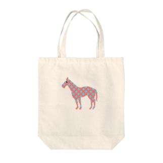 新種(水玉毛) Tote Bag