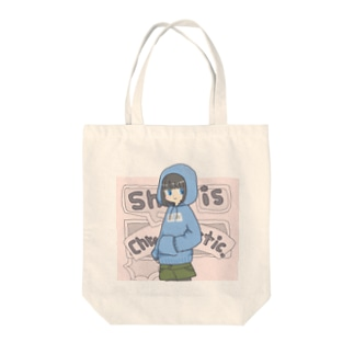 Slow Tote bags