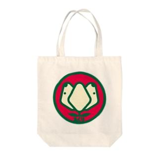 パ紋No.3164 あくり Tote bags